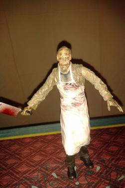 Figurine du film Land of the Dead