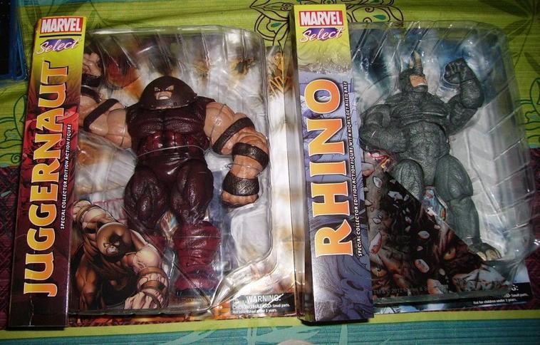 Marvel Select - Super Vilains