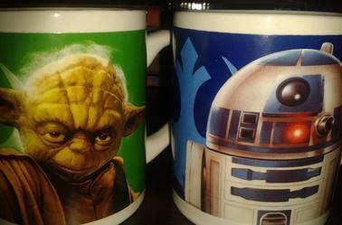 Mug Stars Wars