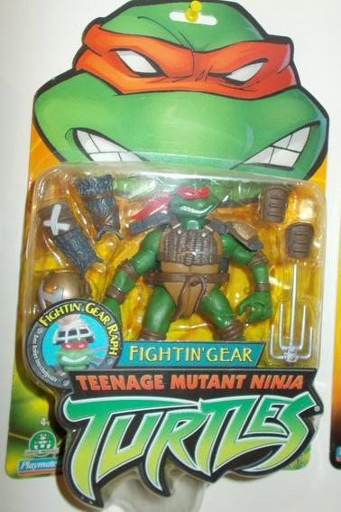 Figurine Tortues Ninja - Fightin 'Gear (2003)