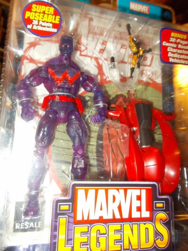 Marvel Legends Wonder Man (Variante)
