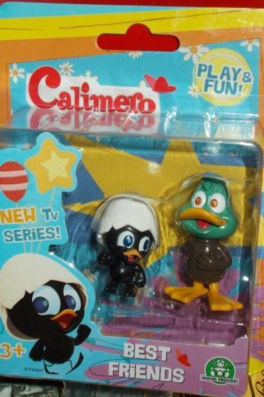 Peluche et Figurines Calimero