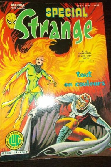 Le journal de Spider-man : Strange  et Special Strange
