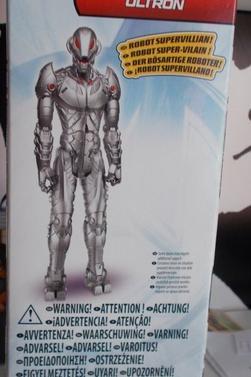 Figurine Ultron (Cadeau de mon ami Cedric , merci a toi mon ami ^^)