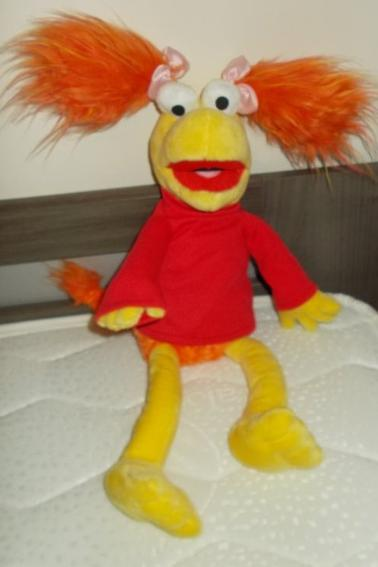 Peluche Fraggle Rock