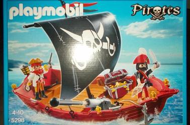 Playmobil Pirate
