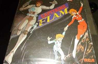 Collection Capitaine Flam