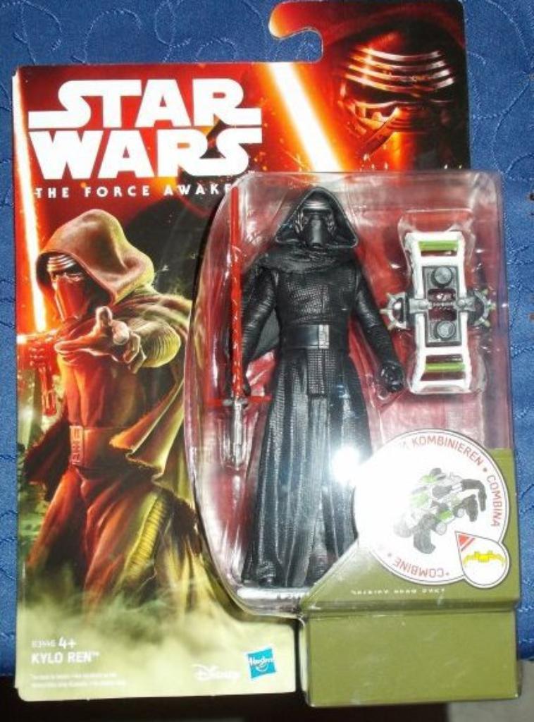 Blisters Star Wars - Episode 7 : Le reveil de la force