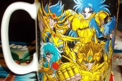 Mug Saint Seiya