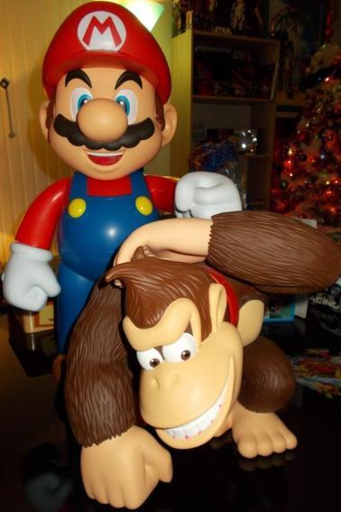 Mario et Donkey Kong