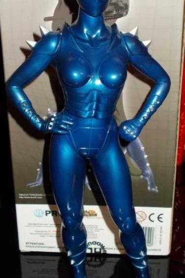 Figurine Cobra et Armanoide