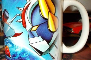 Goldorak Mug