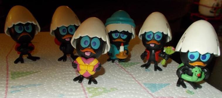 Figurines Calimero