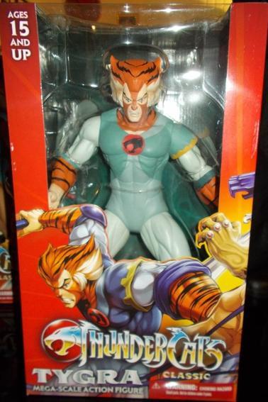 Cosmocats figurine LION-O & SNARF et  TYGRA