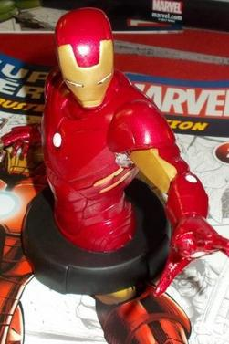 Buste résine Iron man