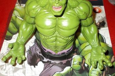 Buste résine Hulk