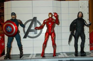 Marvel Select : Capitaine America Civil War