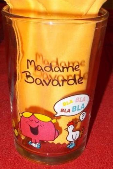 Verres Monsieur Madame Bonhomme Partie 3