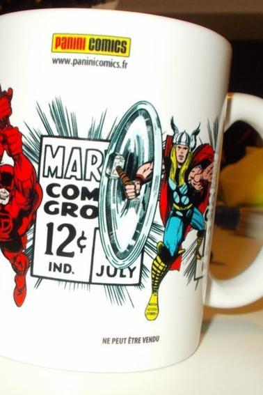 Mug Marvel