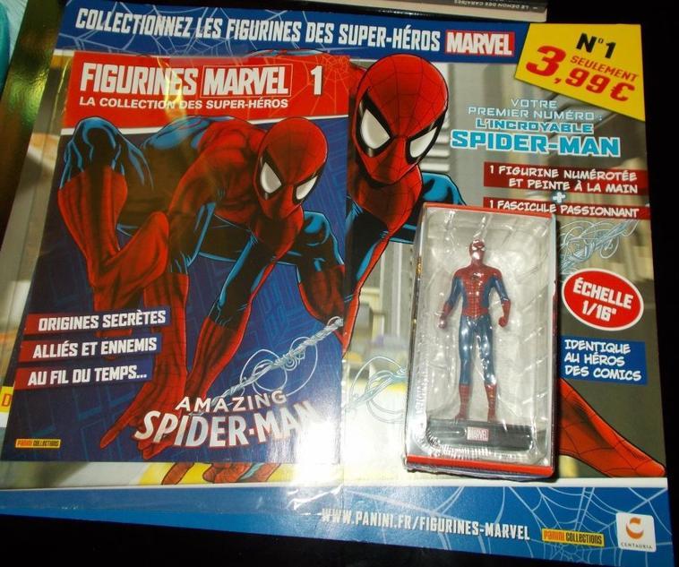 Figurine Marvel n1 Spider-man