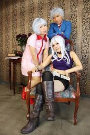 Cosplays de mon mangas préféré Fairy tail♥ (2)
