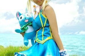Cosplays de mon mangas préféré Fairy tail♥ (3)