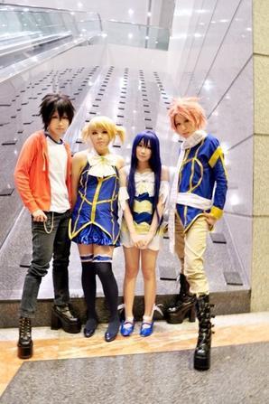 Cosplays de mon mangas préféré Fairy tail♥ (4)