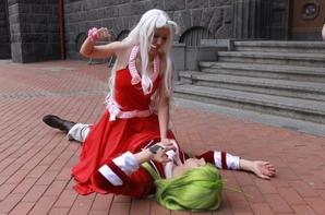 Cosplays de mon mangas préféré Fairy tail♥ (5)