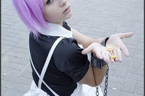 Cosplays de mon mangas préféré Fairy tail♥ (6)