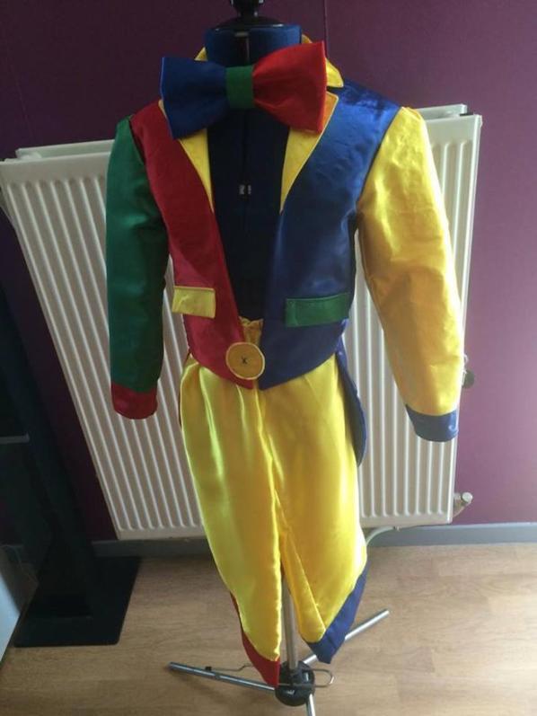 costume de clown