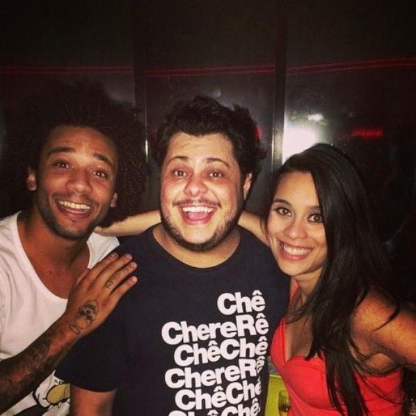 Marcelo et Clarice Alves