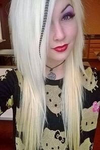 moi, blonde