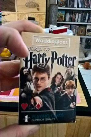 mon Shopping de cet été (spécial Harry Potter)