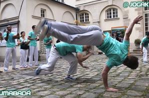 Capoeira Paris Jogaki : spectacle événementiel pour la marque de sport Puma