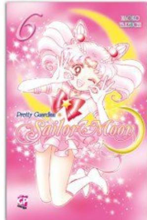 Toutes les covers de Sailor Moon Partie 1