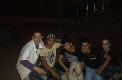 Tous mes amis !