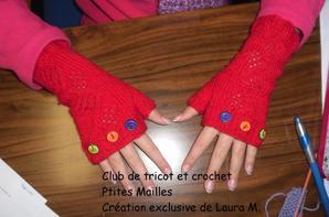 Rencontre tricot et crochet du 15 janvier