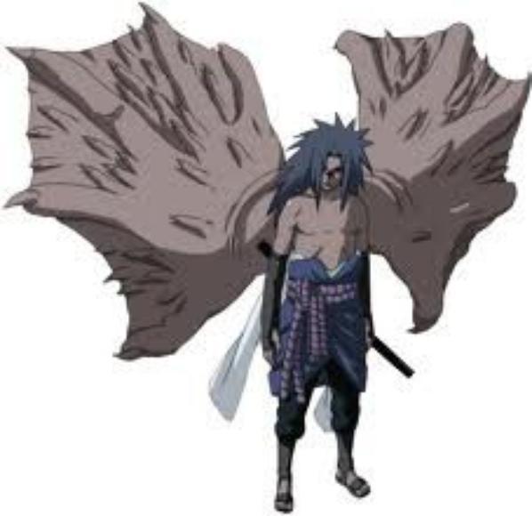 sasuke normale ou avec la tramsformation!!!