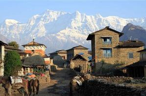 Une pensée au Népal
