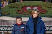 wk a Disney avec sont pépère d' amour