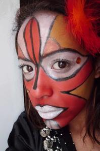 Quelques uns de mes maquillages artistiques