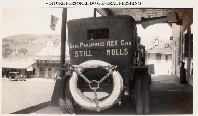GENERALE PERSHING