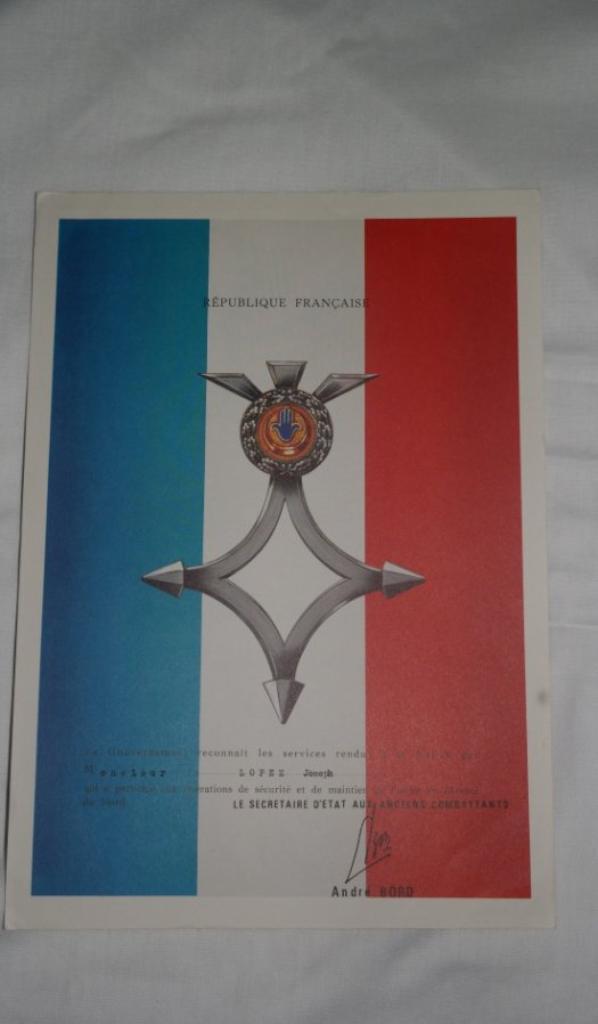 vieux papier  militaire