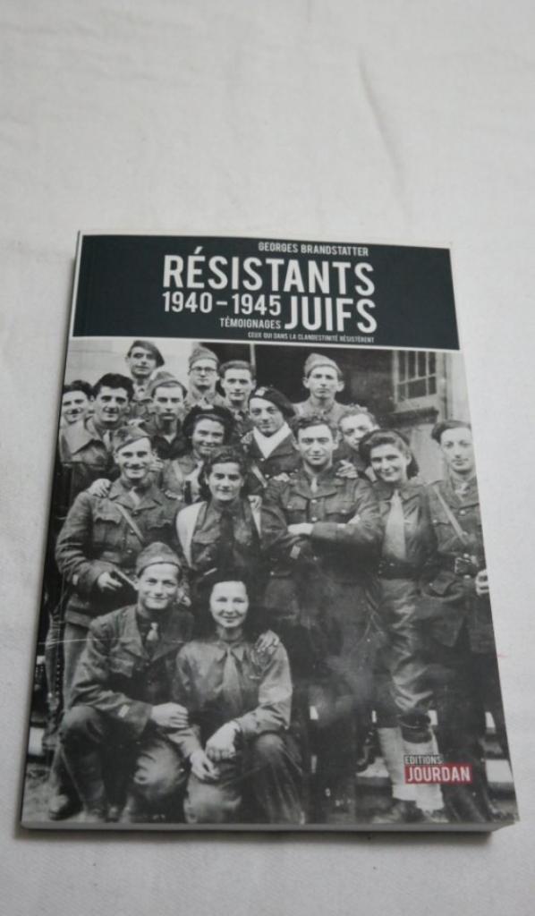 livre de la résistants 1940.1945