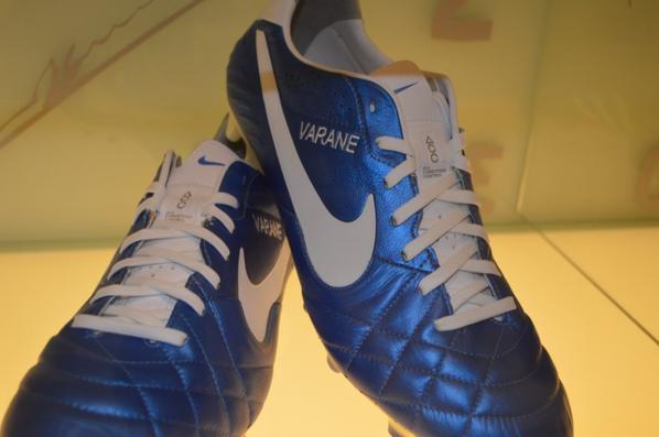 Chaussure: Rafael Varane
