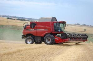 CASE IH 8120  AXIAL FLOW