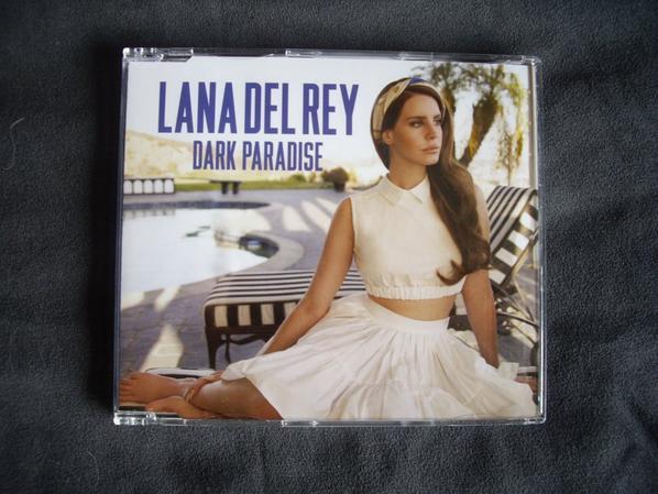 Dark paradise ~ CD 2 titres allemand