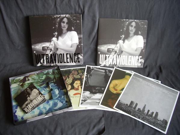 Ultraviolence ~ coffret collector