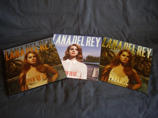 Born to die The Paradise Edition ~ coffret vinyles