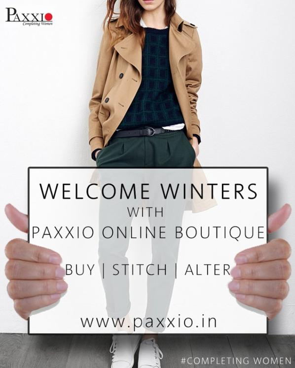 Welcome winters in style.